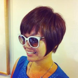 Girl's Hair Style