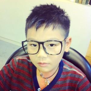 Boy's Hair Style